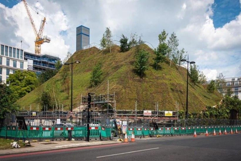 Londoni uut turismiatraktsiooni ei taheta isegi tasuta näha!