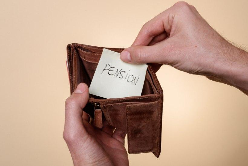 Kaire Sepper ja Robert Sarv | Mida teha, kui kohtutäitur pensioniraha kallale kipub?