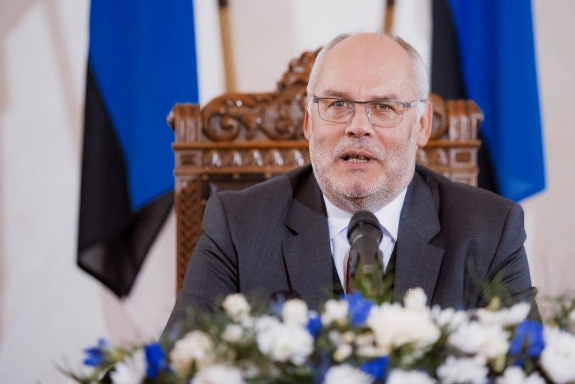 MÄLUMÄNG | President Alar Karis