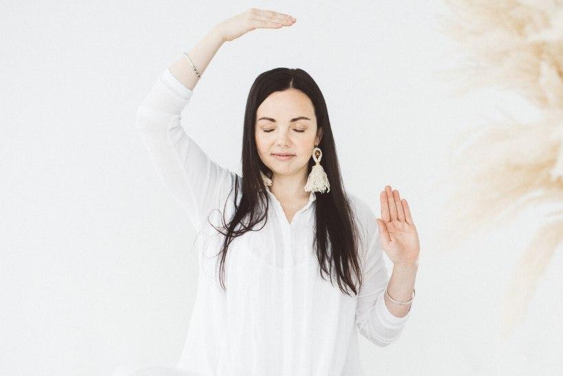 HÜVA NÕU   See, mida elu sinu teele toob, sõltub sinu aura tugevusest ja tasakaalust