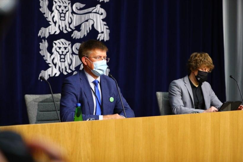 VIDEO   Ametist lahkuv Üllar Lanno: mul ei õnnestunud terviseameti masinavärki õigesti tööle panna
