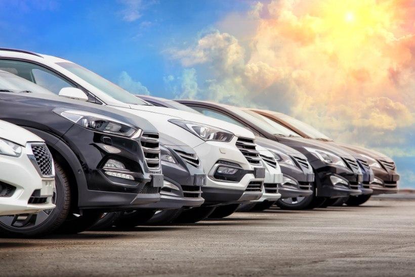 Sügisel on autolaenu intress vaid 6,9% aastas Fiele