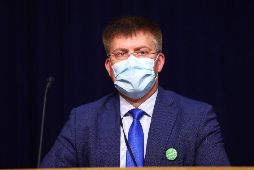 KAUA TEHTUD, KAUNIKENE! Miks otsustas terviseameti peadirektor Üllar Lanno tagasi astuda just nüüd?