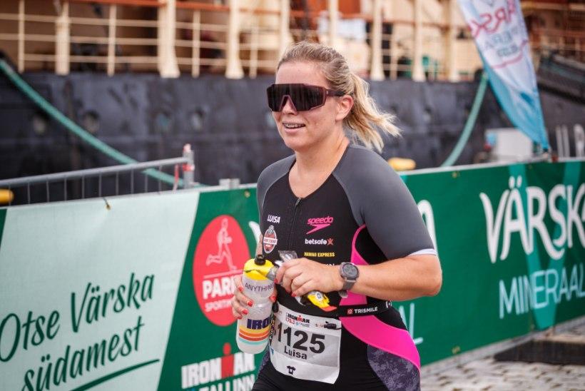 Luisa Rõivas seadis endale uue sportliku väljakutse: ees ootab Tallinna maraton