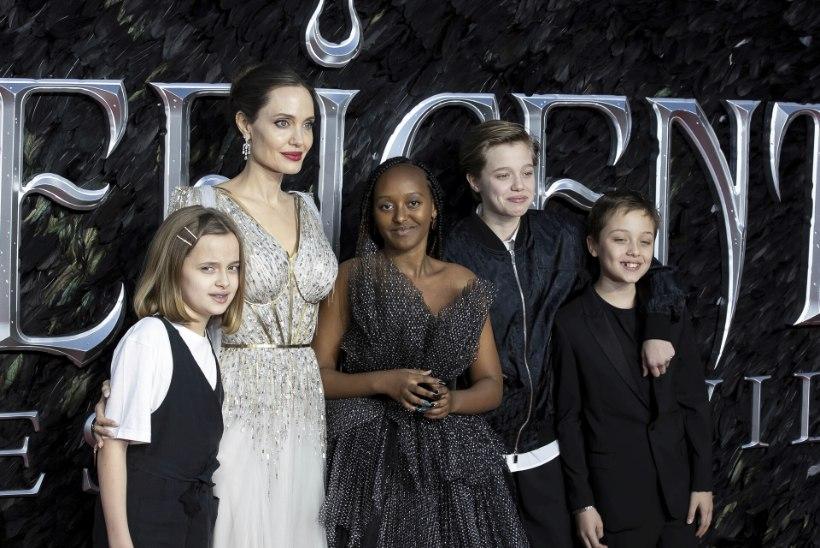 """Angelina Jolie: """"Kartsin Bradiga abielus olles oma laste turvalisuse pärast."""""""