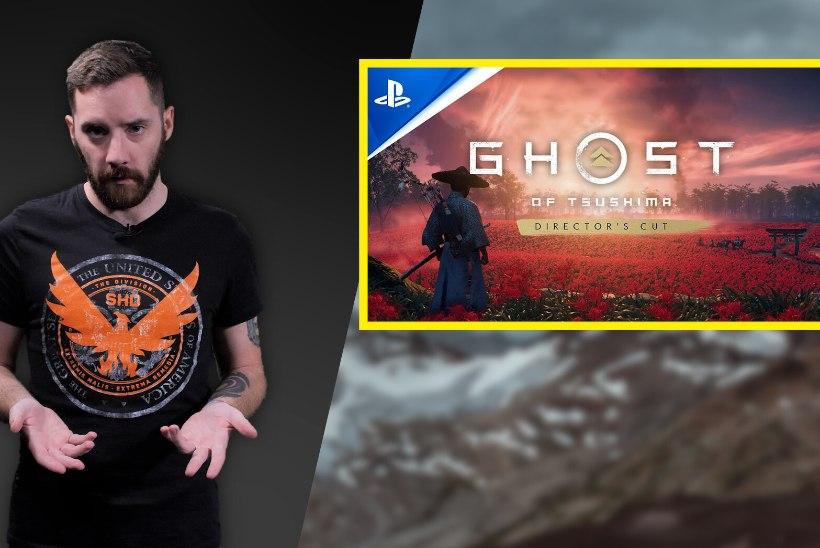 """ÕL VIDEO   Kas """"Ghost of Tsushima: Director's Cut"""" suudab PlayStation 5-st viimsegi välja pigistada?"""