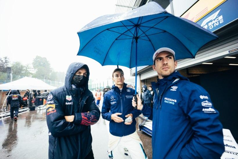 KANAKITKUMINE F1-SARJAS: Mercedes ja Red Bull kraaklevad Williamsi üle