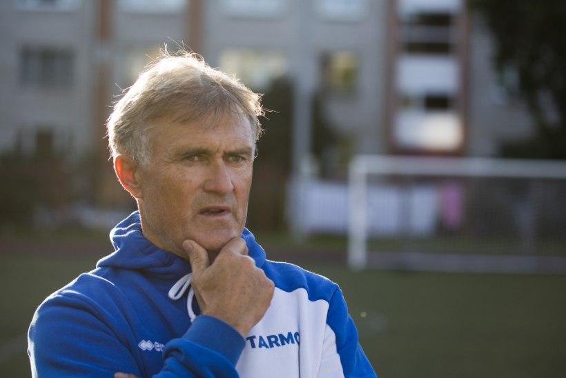 FIFA tahab, et Eesti jalgpallikoondis mitte kunagi finaalturniirile ei jõuaks