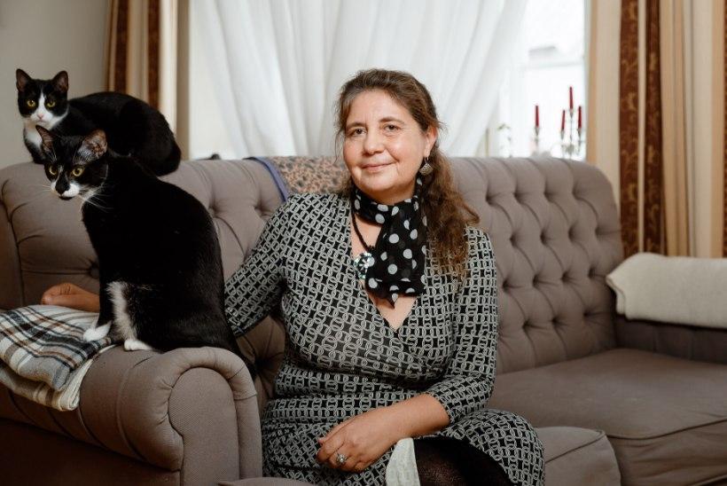 Prantslanna Katia käib Eesti haiglates Doktor Klouniks: kui saan aidata lastel terveks saada või hetkekski oma raske seisundi unustada, on see suur võit