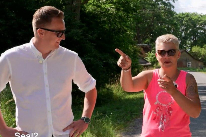 Saatejuht Marek Lindmaa viis kokku 35 aastat lahus olnud isa ja tütre: väljas oli 30 kraadi sooja, aga mul oli kananahk ihul!