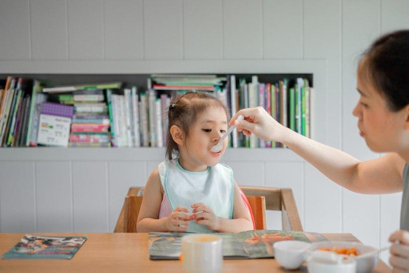 Laps ei armasta puu- ja köögivilju? Peida need toidu sisse ära!