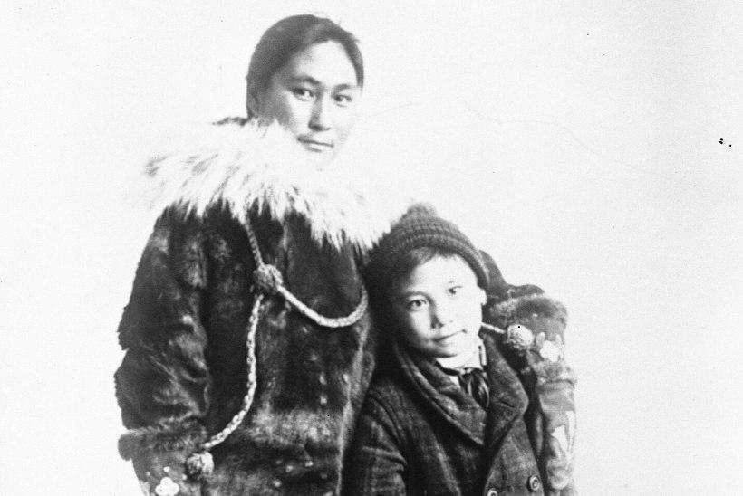 Eskimonaine Ada Blackjack oli oma ajastu tõeline nais-Robinson
