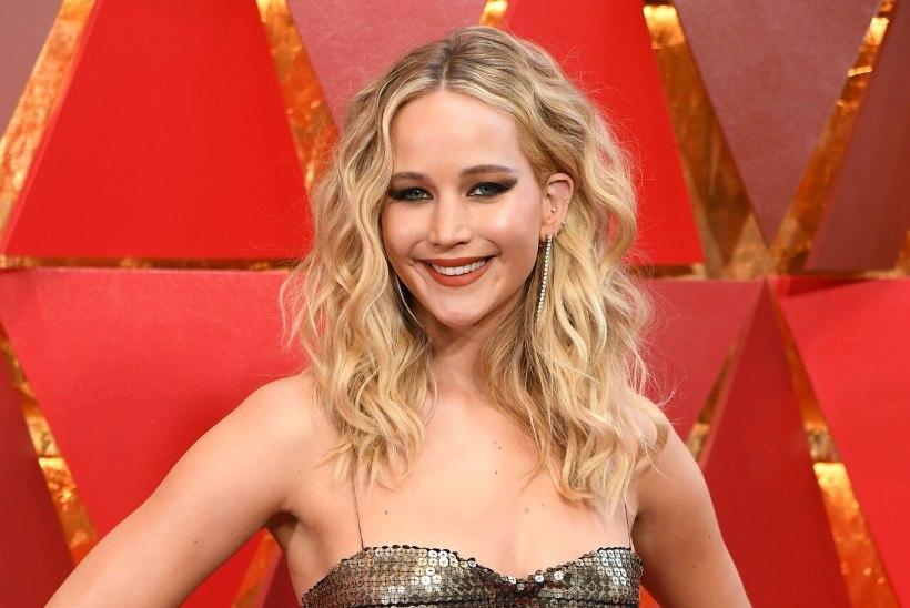 """""""Näljamängude"""" täht Jennifer Lawrence saab emaks"""