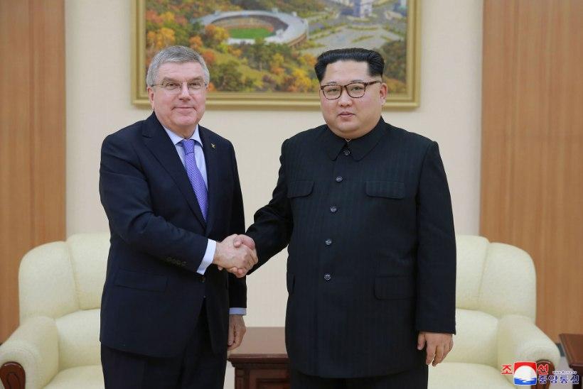 ROK peatas koroonat peljanud riigi liikmelisuse ega lase selle esindajaid taliolümpiale