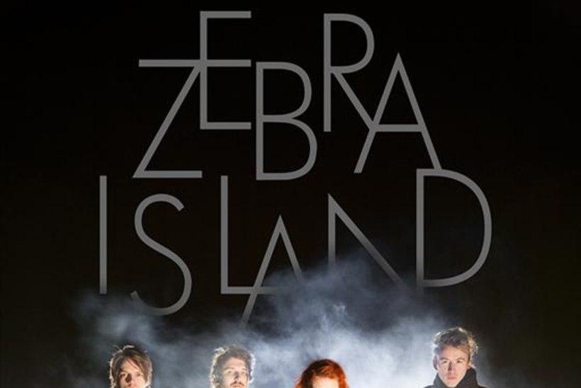 Zebra Island väljastab esikalbumi