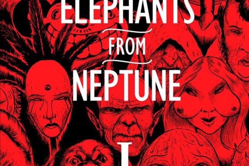 Elephants From Neptune väljastab esimese EP