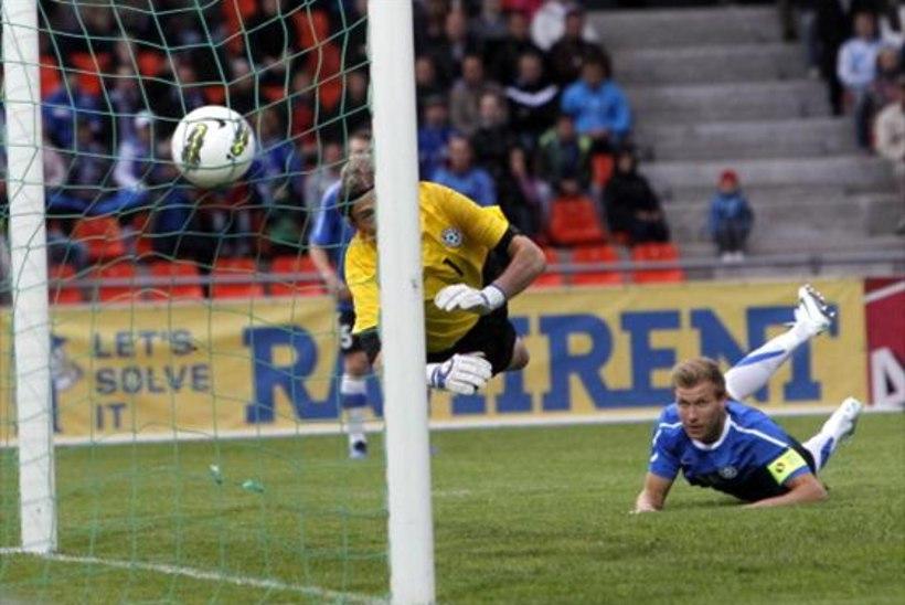 Eilne jalgpallimeenutus Eesti-Soome 1:2