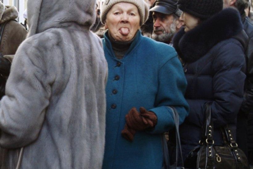 Vene presidendi valimised