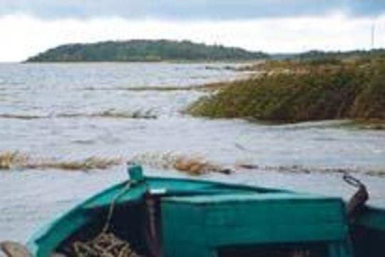 Merehädas kalamees pani Tauksi saare põlema, kaaslased uppusid merre