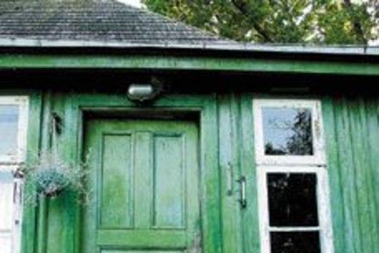 Vana maja ülevärvimise lugu