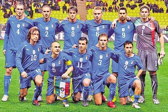 Sinisärgid võõrustavad Itaaliat 3. septembril