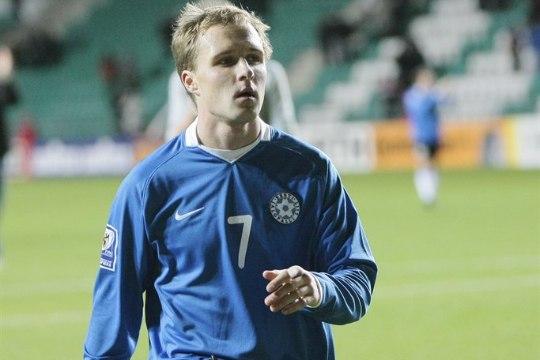 Sander Puri testimisel Soome kõrgliigaklubis KuPS