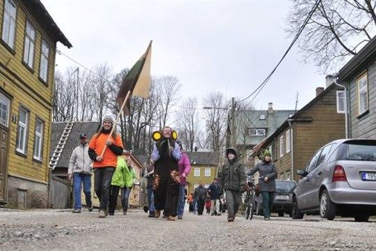 Tartu Supilinn valiti maailma kõige kummalisemate linnade hulka