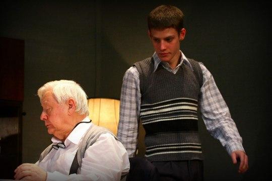 Oleg ja Pavel Tabakov mängivad  isa ja poega nüüd ka teatrilaval