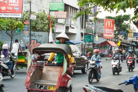 Miks kõik indoneeslased nii kõhnad on?
