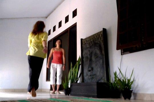 Indoneesia blogi: kohanemine
