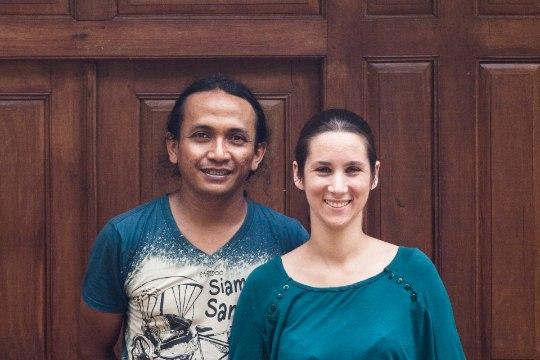Euroopa naise elu ja abielu Indoneesias