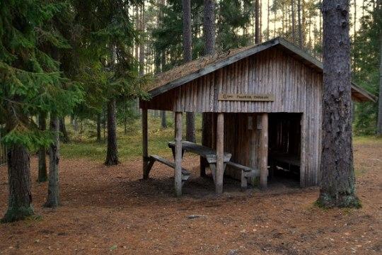 Avasta Eestimaad: Paunküla mäed - tervislik puhkehetk arutust liikluskeerisest