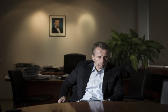 Jürgen Ligi: Ma olen solvunud. Ja mulle on poliitkorrektsus väga rusuv