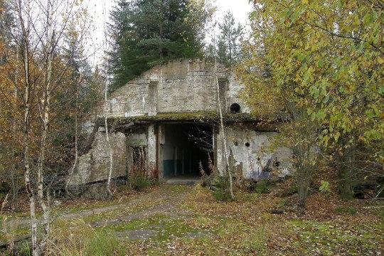 Avasta Eestimaad: raketibaasides uitamas