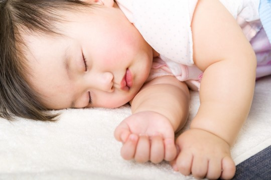 Malluka beebiblogi: unekool ja beebigrupid