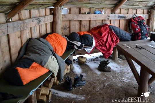 Avasta Eestimaad: Neeruti mägedes jõuab otsaga Pariisi