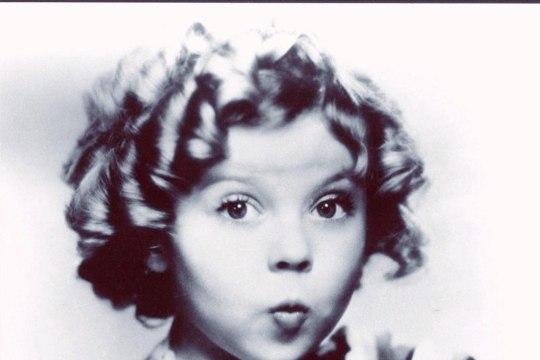 Shirley Temple – 1930ndate lapstäht, kes laulis ja tantsis kriisis USAl mured meelest