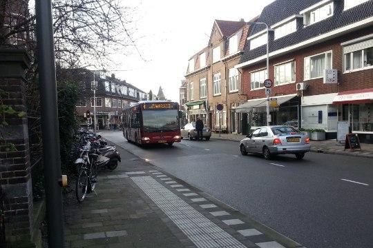 Tudengina Hollandis: Fantoombuss nr 4 ehk Kuidas ühistranspordiga toime tulla