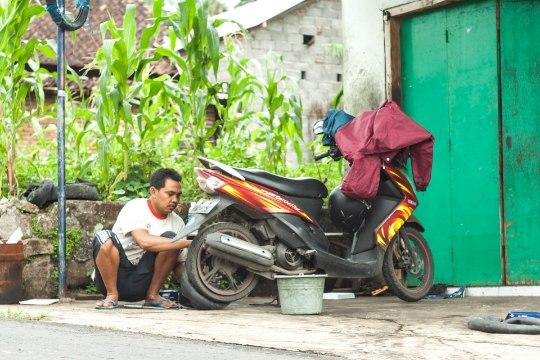 Indoneesia blogi: mida lähemale ookeanile, seda rohkem prügi
