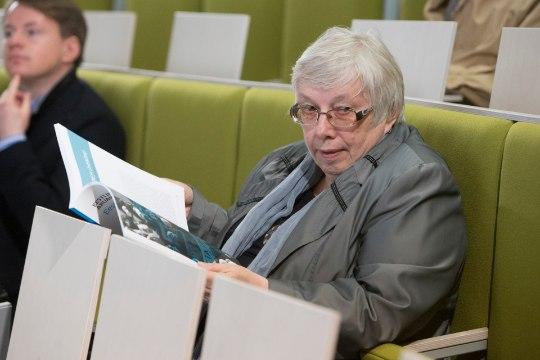 Euroduell   Marju Lauristin: olen valmis tõesti Brüsselisse tööle asuma