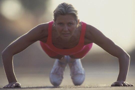 Kiire ja tõhus treening vaid veerand tunniga