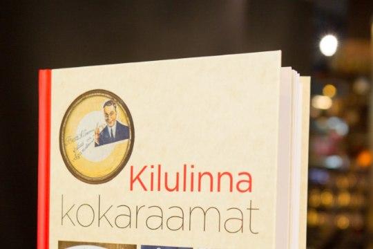 """GALERII: Rahva Raamatus estitleti raamatut """"Kilulinna kokaraamat"""""""