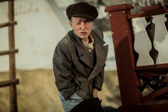 """Näitleja Saara Kadak: """"Kui sa ikka midagi väga suurelt unistad, siis see su ellu ka tuleb."""""""