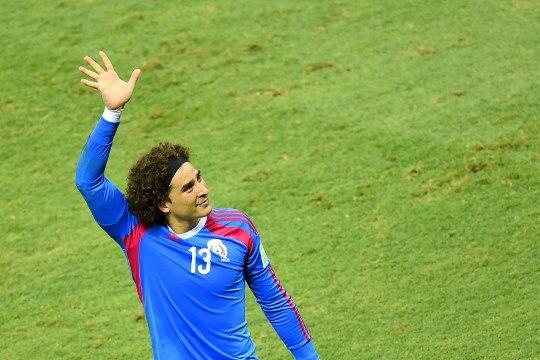 Mehhiko väravavaht Ochoa: see oli mu elu parim mäng!