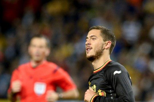VIDEOD: Belgia lõi võidumängus Rootsi üle kaks iluväravat