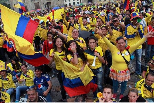 Ott Järvela   Kolumbia haaras Uruguailt teatepulga