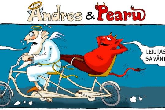 Andres ja Pearu: kas selle teenuse eest maksma ei pea?