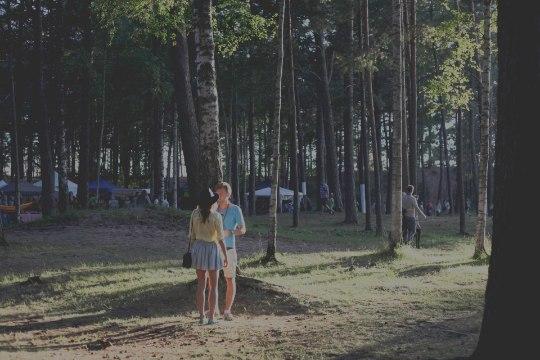 GALERII: Positivus Festival on täies hoos!
