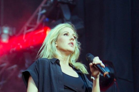 FOTOD: võluv Ellie Goulding pani Positivuse publiku rõõmust rõkkama!