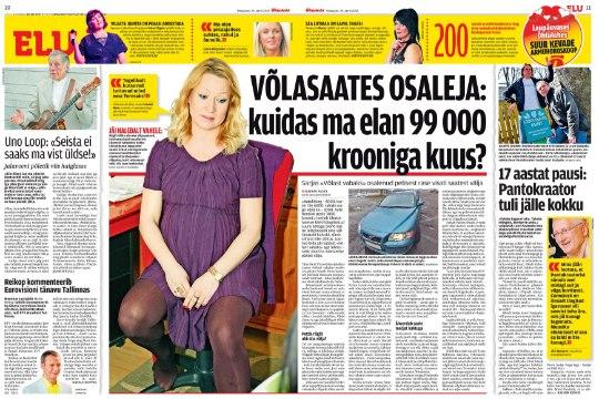 VANA HITT | Võlasaates osaleja: kuidas ma elan 99 000 krooniga kuus?